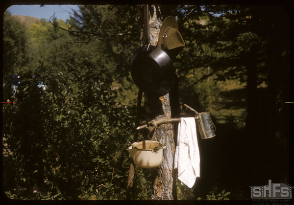 Boy Scout [camp] Eastend - Pine Cree.  South Fork.  08/24/1957