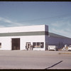 New Co-op lumber yard.  Shaunavon.  10/12/1955
