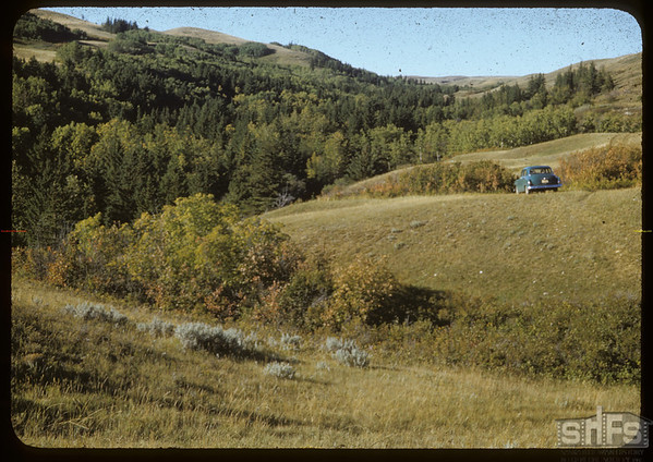 South Fork valley.  South Fork.  09/15/1951