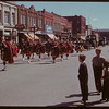 """""""Ladies from Hell"""" Moose Jaw Military parade. Moose Jaw 05/05/1951"""