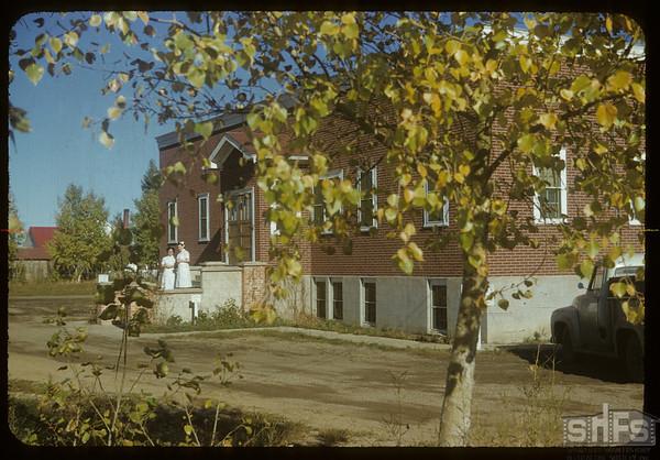 Hospital.  Val Marie.  10/05/1954