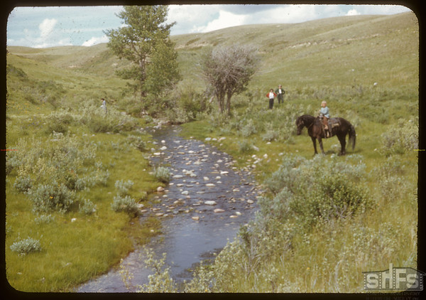 Source of the South Fork Of the Swift Current.  South Fork.  07/01/1951