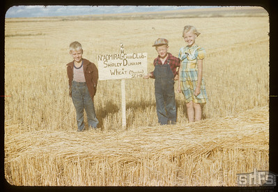 Young farmers, Admiral, 09/05/1953