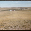 Bill Smith ranch - spring at foot of Lone Tree - beginning of South Fork.  South Fork.  08/07/1958