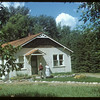 Mr & Mrs R. J. DeCock at home.  Wood Mountain.  08/07/1954