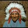 Chief Johnny LeCaine later known as John O'Kute.  Wood Mountain.  05/20/1950