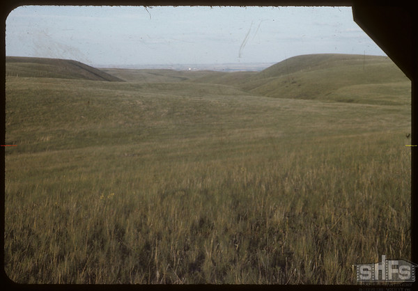 Ranch Land. West above S.F.Valley.  South Fork.  06/27/1954