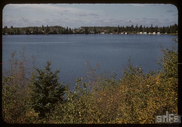 Crystal Lake.  Stenen.  09/10/1956