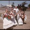Pionera - Hungarian dancers.  Saskatoon.  07/06/1955