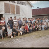 Boys attending co-op school.  Swift Current.  07/12/1956