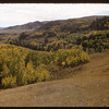Pine Cree Park - east ravine running into South Fork Valley.  South Fork.  09/23/1956