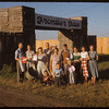 Co-op school cooks and staff.  Swift Current.  07/09/1953
