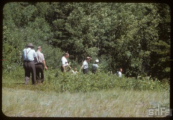 Matador Group West Rim Valley.  South Fork.  07/11/1954