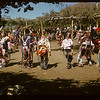 Cirlcle Round - Bells Jingle - Sioux Pow Wow.  Fort Qu'Appelle.  08/18/1957