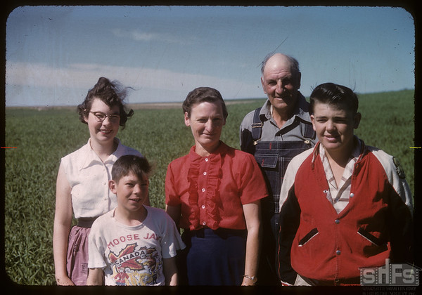 Les Tremere family.  Scotsguard.  07/08/1957