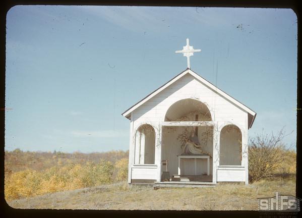 last processional station.  St. Laurent.  09/24/1950