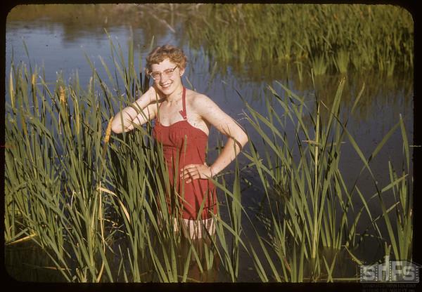 Maxine Landgraf of Maple Creek.  Swift Current.  07/14/1955