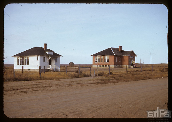 Val Marie schools.  Val Marie.  10/13/1950