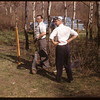 Phil Ganley & Norris Ayers at Pine Cree Park.  South Fork.  05/20/1956