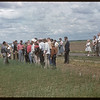 On the march - plot supervisors picnic.  Swift Current.  06/30/1958