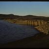 West dam spillway.  Val Marie.  10/05/1954