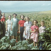 Mike Sand family..  Shaunavon.  08/24/1954