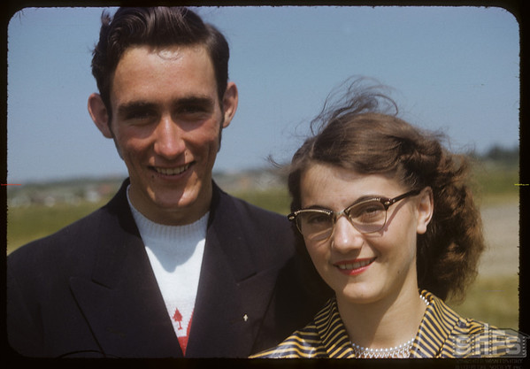 Frank Hepfner of Fox Valley and Anna Mary Koch of Linacre.  Swift Current.  07/11/1953