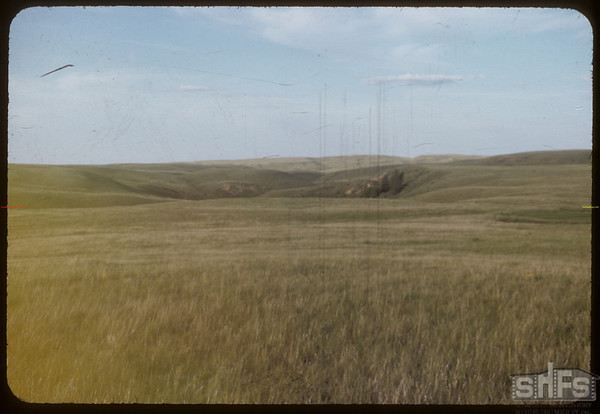 Ranch Land from W.-N.W..  South Fork.  06/27/1954