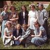 Mrs. Rice and S. S. class..  Shaunavon.  06/10/1951