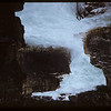 Marble Canyon Falls.  Kooteney N. P..  07/28/1951