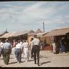 Shaunavon Fair - midway.  Shaunavon.  07/27/1955