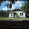 Dick DeCock's home.  Wood Mountain.  08/07/1954