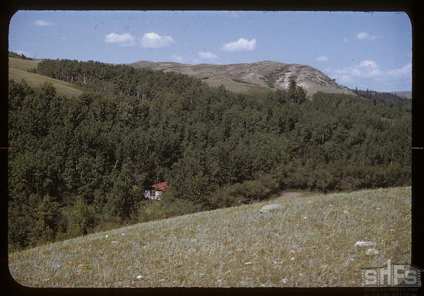 Johnny Grobowski's home.  South Fork.  08/20/1950