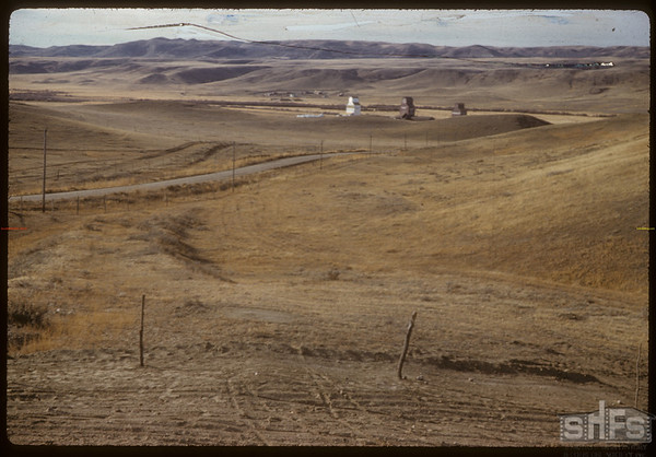 Cypress Hills & S. F..  South Fork.  10/29/1958