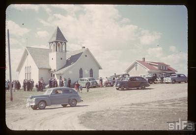 United church, Admiral, 05/10/1951