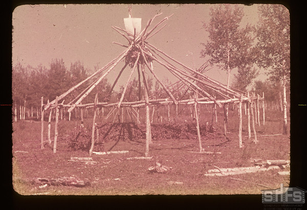 """""""After the Thirst Dance"""". Loon Lake.  08/18/1953"""