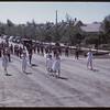 Shaunavon Fair Parade - Harlem Montana Band.  Shaunavon.  07/26/1950
