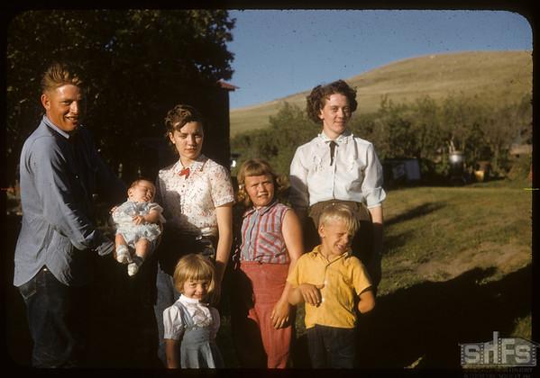 Don Elliott's  at S. F. Pic.  South Fork.  06/10/1956