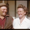 Mr & Mrs Clarence Anderson.  Shaunavon.  09/22/1952
