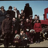 Returning from Shirley - Roberts wedding.  Shaunavon.  04/13/1950