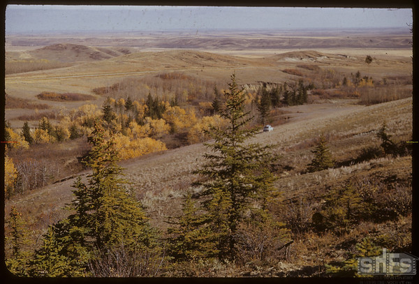 Valley of the S. Fork of the Swift Current.  South Fork.  10/15/1950