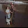 "Pat Beggs and her ""Hero"" Gordon Speirs.  Shaunavon.  03/21/1950"
