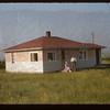 Howard Munn's new house (1954)..  Mankota.  07/18/1955