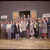 Co-op school students break camp.  Swift Current.  07/12/1952