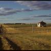 Creston School Hutterite Bldgs 1/2 Mi. N..  South Fork.  08/10/1952