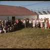 1957 co-op school closing banquet.  Swift Current.  07/12/1957