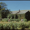 Bil Will's Garden Home & Marilyn Armstrong.  South Fork.  09/09/1951
