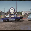 Jubilee Fair Parade - Catholic Womens Laegue float.  Shaunavon.  07/26/1955