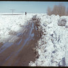 Snowy valley..  Shaunavon.  04/05/1950