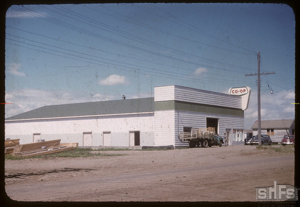 Building # 3 - Shaunavon Co-op Association.  Shaunavon.  06/27/1957